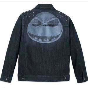 Disney Nightmare Before Christmas Denim Jacket